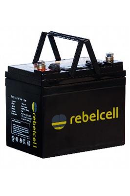 Rebelcell accu's